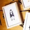 Fancy Animals Print, Penguin - Art - 3