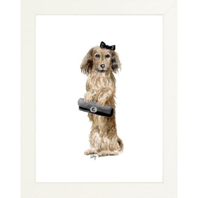 Fancy Animals Print, Dachshund - Art - 1
