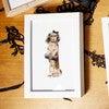 Fancy Animals Print, Dachshund - Art - 2