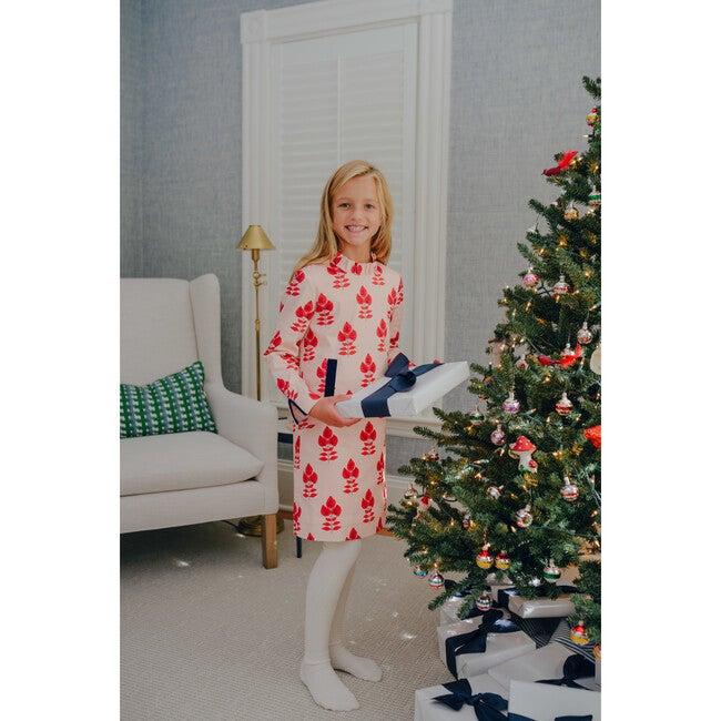 Lily Dress, Holiday Block