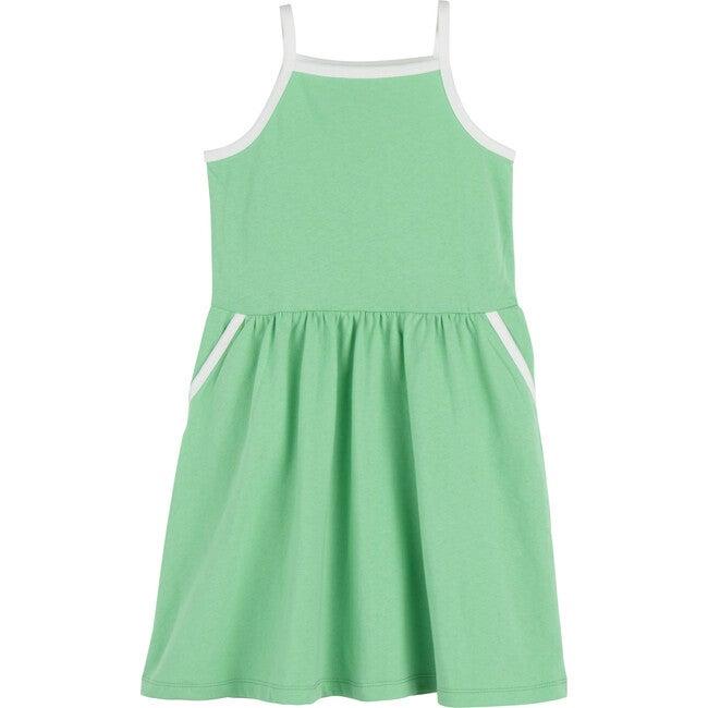 Tasmai Dress, Spearmint - Dresses - 1