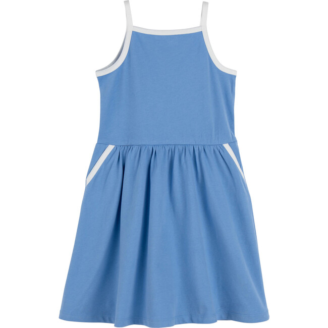 Tasmai Dress, Sky Blue - Dresses - 1