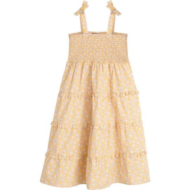 Brianna Dress, Cluster Floral