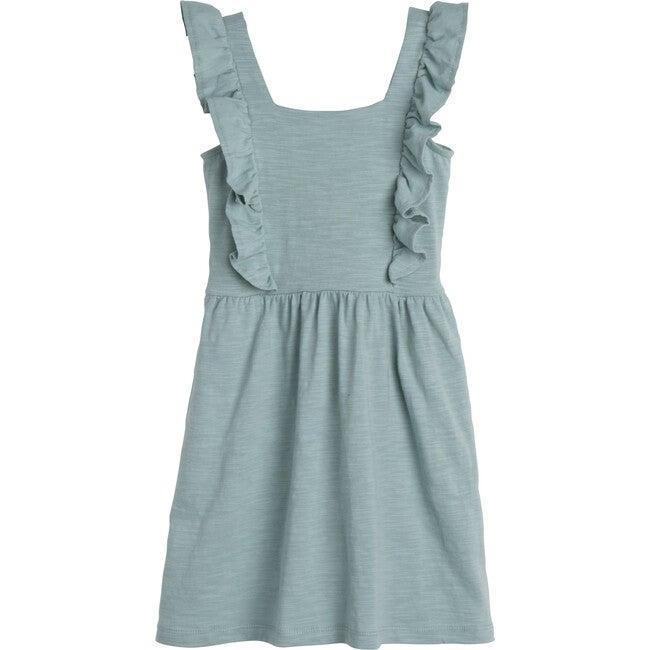 Tiffany Dress, Sea Green - Dresses - 1