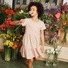 Pauline Dress, Pink Ditsy Flower - Dresses - 2