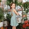 Tiffany Dress, Sea Green - Dresses - 2