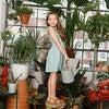 Tiffany Dress, Sea Green - Dresses - 4