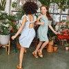 Tiffany Dress, Sea Green - Dresses - 5