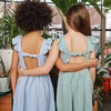 Tiffany Dress, Sea Green - Dresses - 6