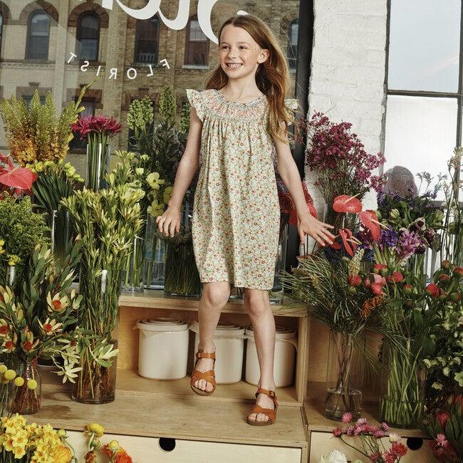 Farrah Dress, Floral Multi