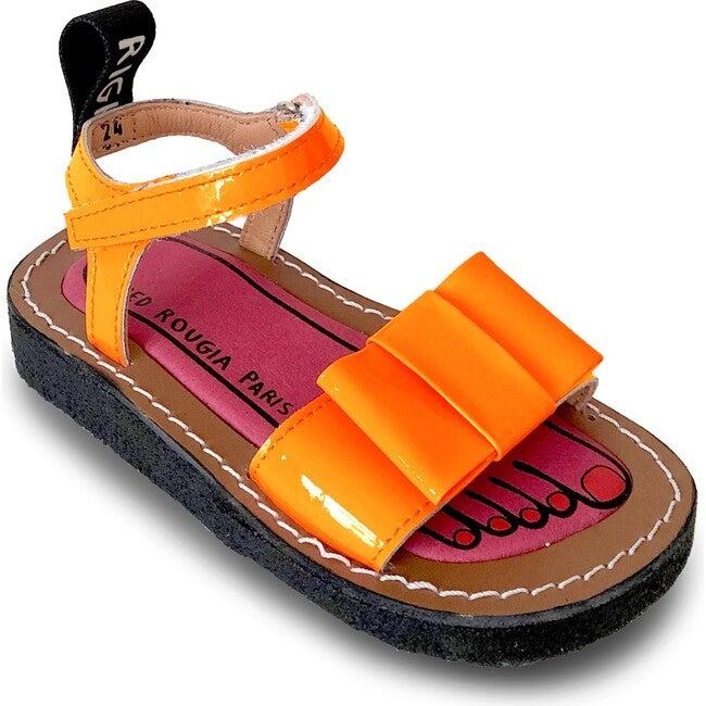 Bow Bow Sandal, Sunset Sky - Sandals - 1