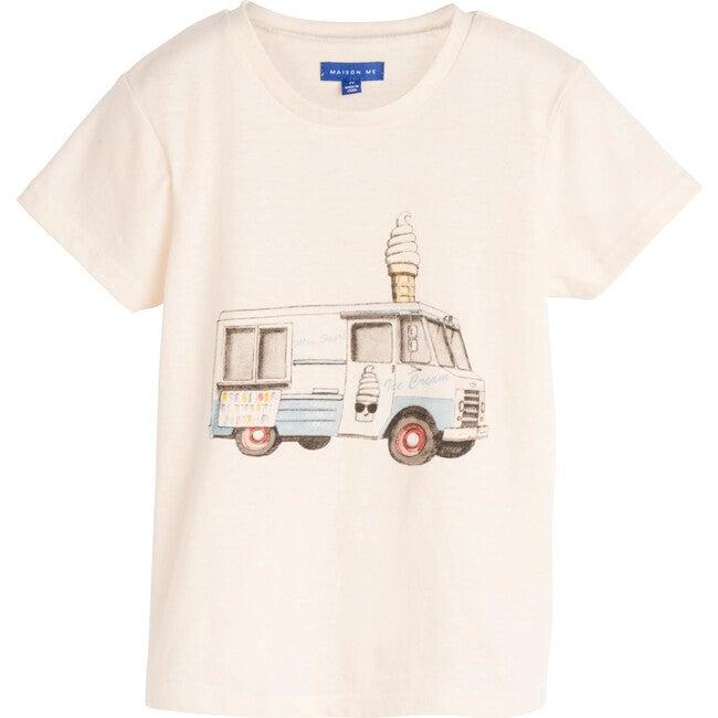 Marshall Graphic Tee, Ice Cream Truck