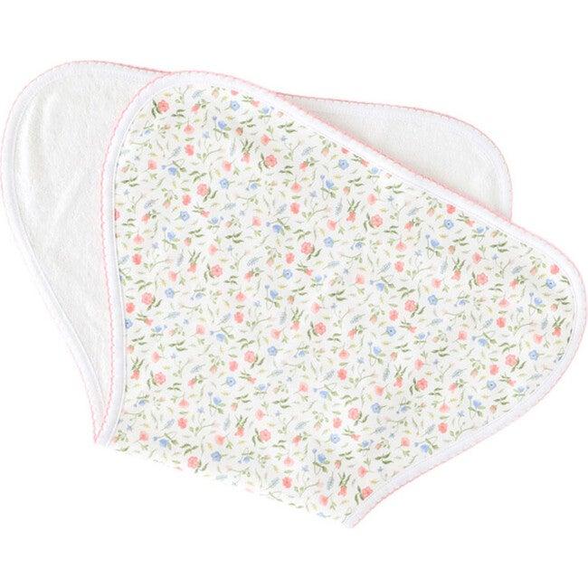 Pink Madison Burp Cloth