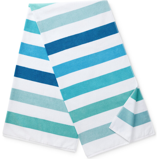 Cabana Beach Towel, Lagoon