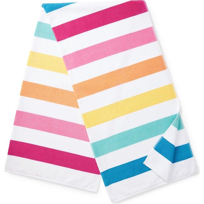 Cabana Beach Towel, Pinwheel