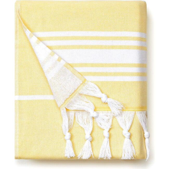 Turkish Towel, Yellow