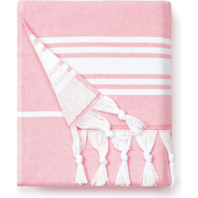 Turkish Towel, Rose Blush