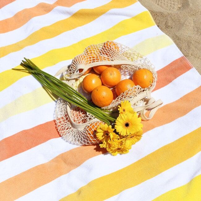 Cabana Beach Towel, Sunshine