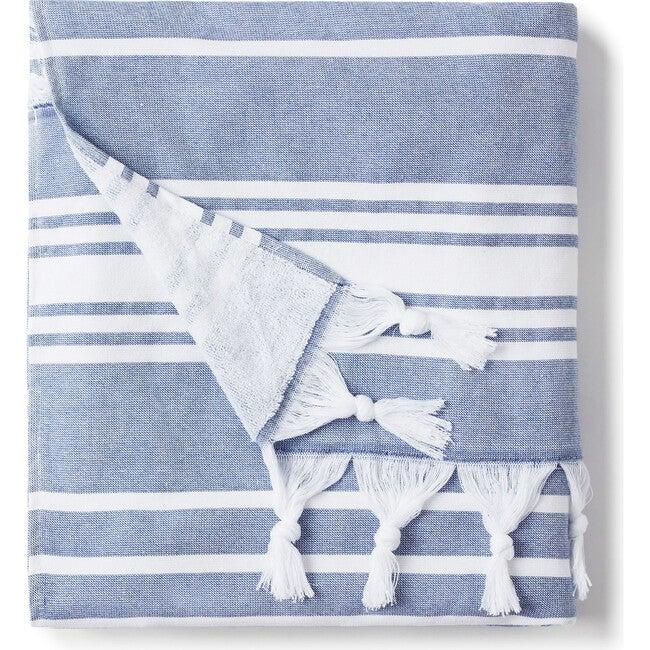 Turkish Towel, Azul