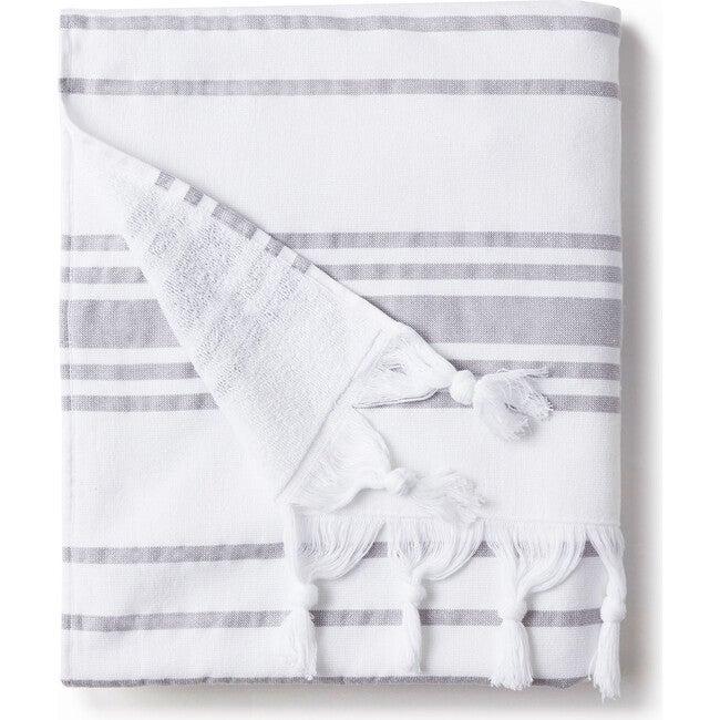Turkish Towel, White Stone