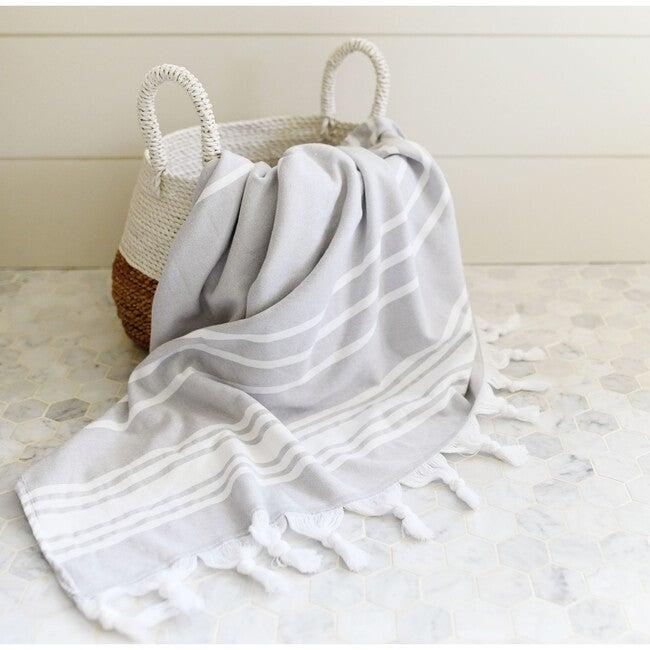 Turkish Towel, Stone