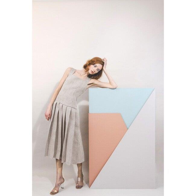 Women's Rita Dress, Oatmeal