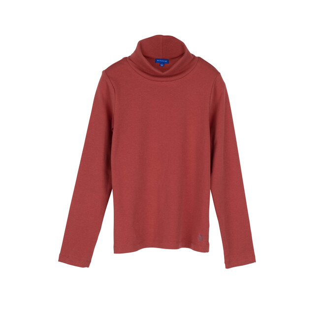 Kennedy Turtle Neck, Rose