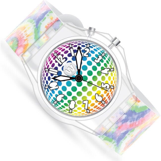 Tropical Tie Dye Light Up Watch