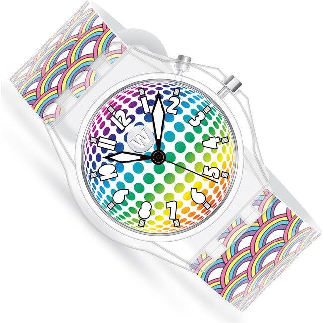 Rainbow Playground Light Up Watch
