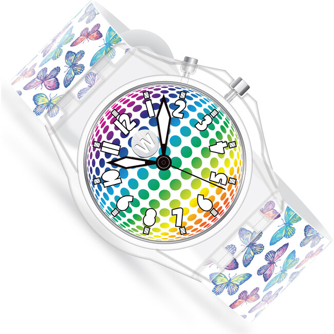 Butterfly Bash Light Up Watch - Watches - 1
