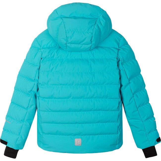 Kierinki Winter Jacket, Aquatic