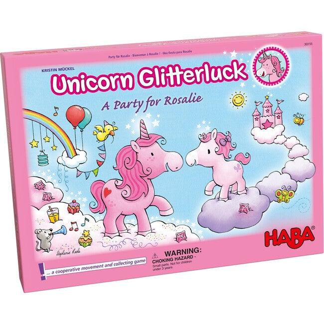 Unicorn Glitterluck - A Party for Rosalie