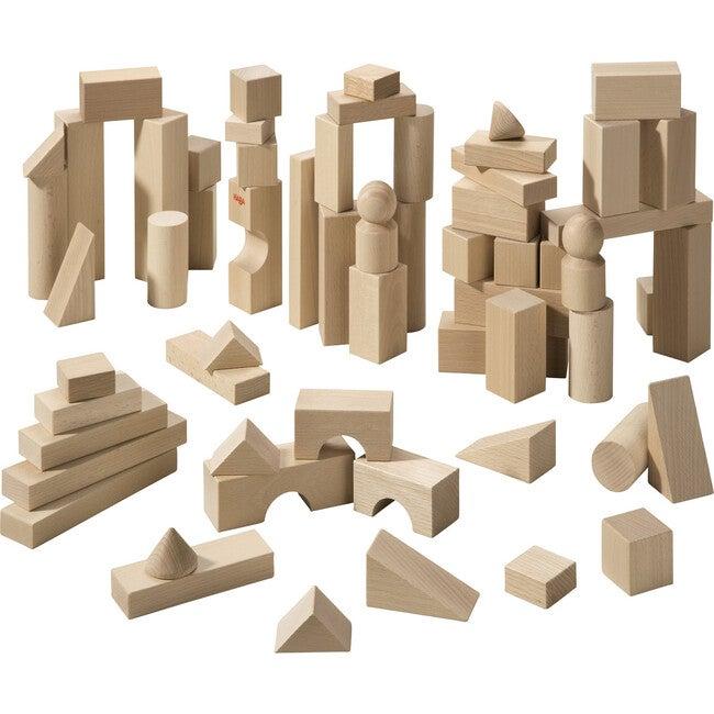 Large Starter Blocks Set