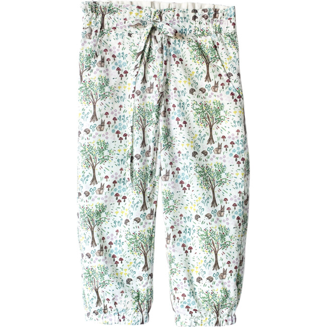 Libby Jogger in Woodlands Print