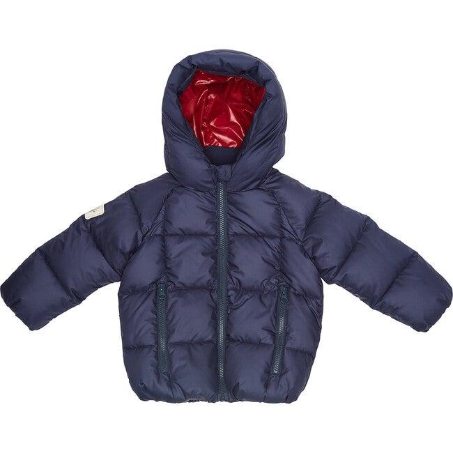 Puffer Jacket, Navy