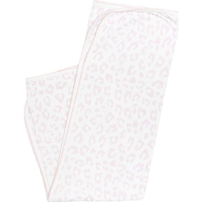 Strawberry Leopard Blanket