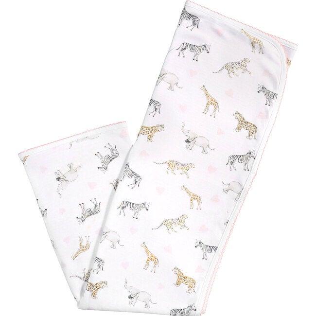 Safari Love Blanket