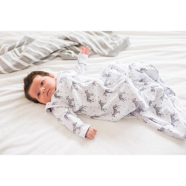 Zebra Mini Star Double Layer Sleepsack