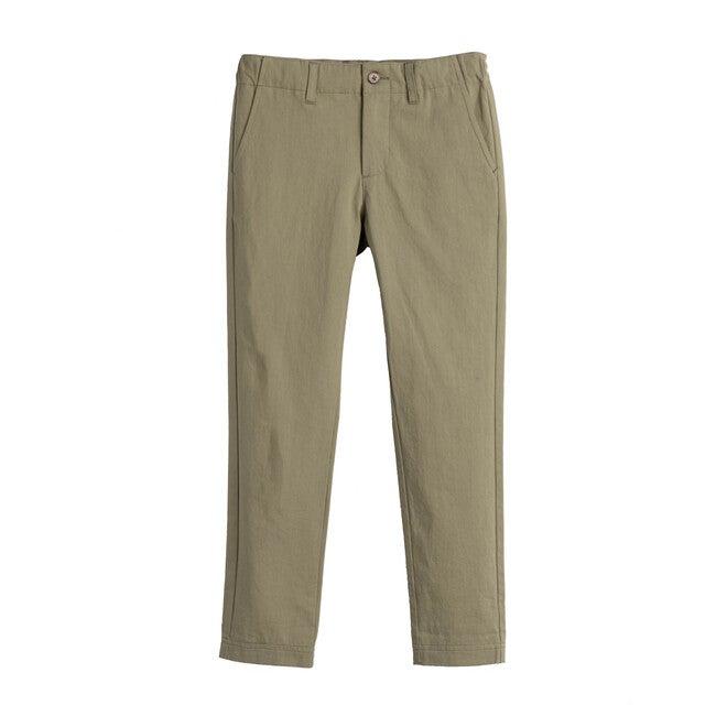 Thompson Trouser, Sage Green