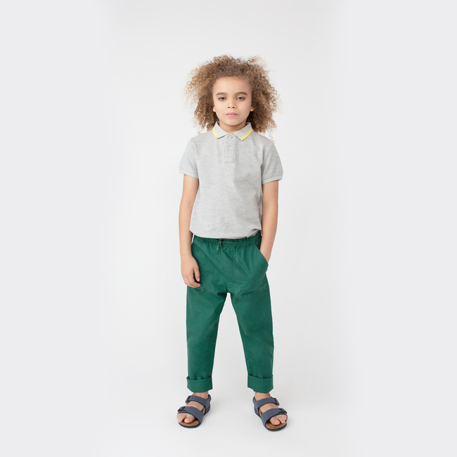 Gunnar Drawstring Pant, Spruce Green