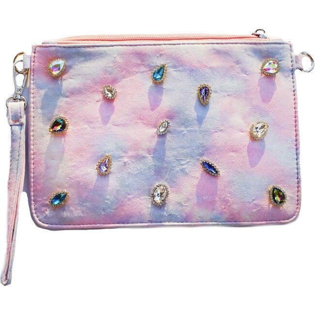 Jewel Bag, Tie Dye