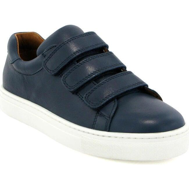 Three Straps Sneaker, Navy