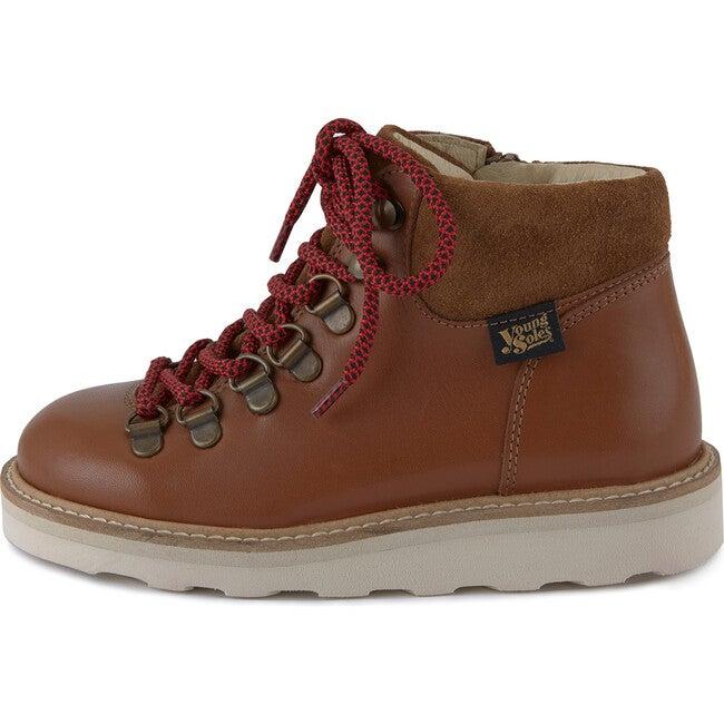 Eddie Hiking Boot Chestnut Brown Leather