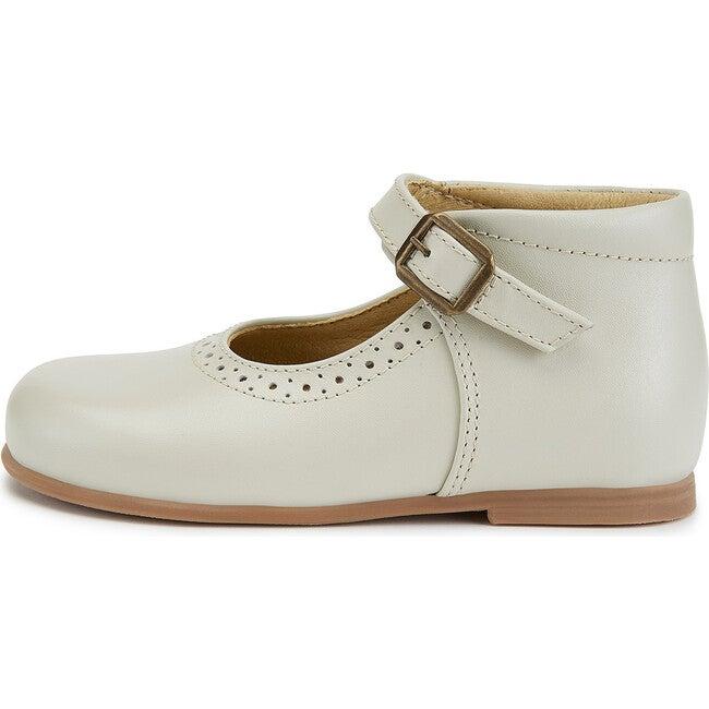 Dolly Mary Jane Shoe Vanilla Leather