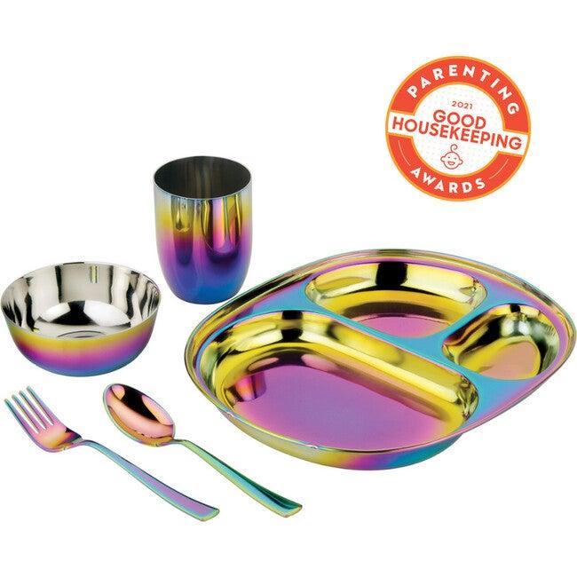 Mindful Mealtime Set, Rainbow