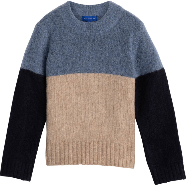 Peter Sweater, Oatmeal Multi