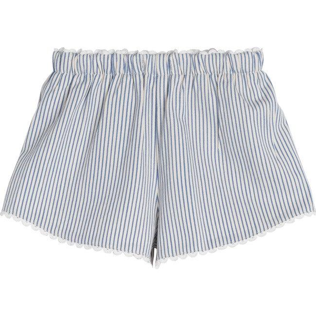 Roxy Short, Sky Blue Stripe