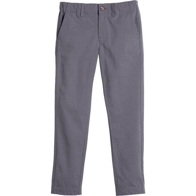 Thompson Trouser, Slate Blue