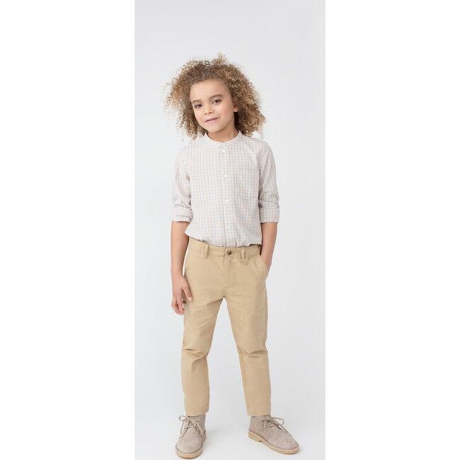 Thompson Trouser, Tan
