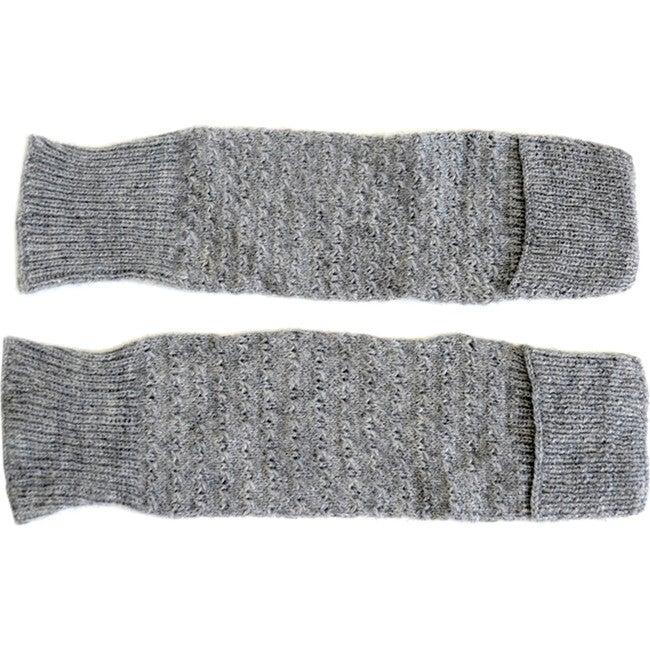 Leg Warmers, Grey